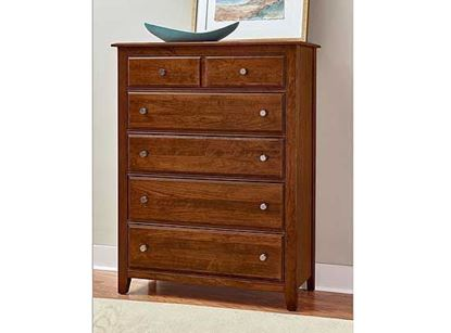 Artisan Choices - Chest of Drawers in Loft Style