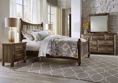 Picture of Maple Road Slat Poster Bedroom