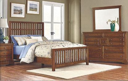 Artisan Choices- Craftsman Bedroom