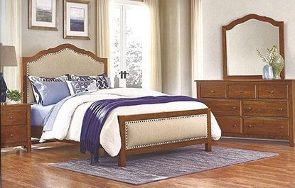 Artisan Choices- Upholstered Bedroom