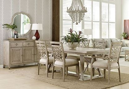 Vista Dining Collection with Clayton Dining Table