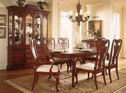 Cherry Grove Dining Collection with Oval Dining Table