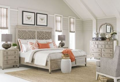 Vista Bedroom Collection with Altamonte Bed