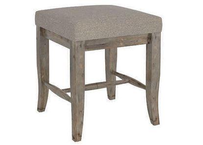 Champlain Rustic Upholstered bench:  BNN08901JA08D18
