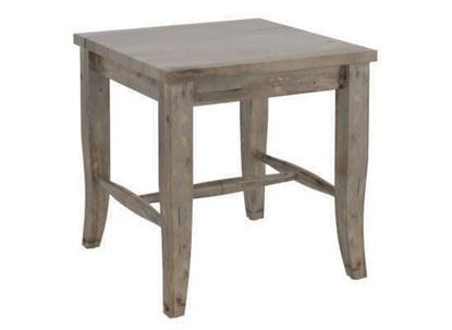 Champlain Rustic Wood bench:  BNN089010808D18