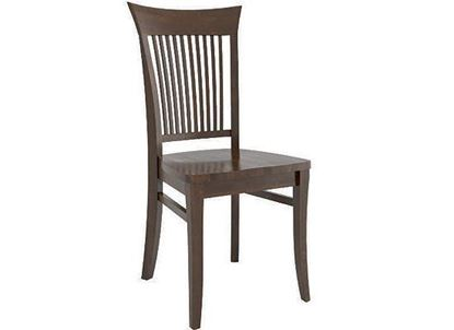 Canadel Transitional Wood Side Chair - CNN002701919MNA