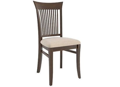 Canadel Transitional Upholstered Side Chair - CNN00270JN19MNA