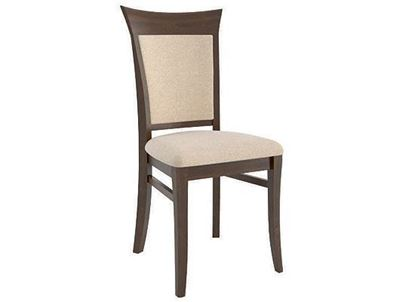 Canadel Transitional Upholstered Side Chair - CNN00274JN19MNA