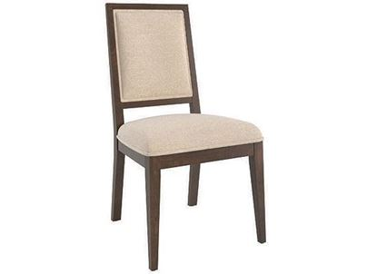 Canadel Transitional Upholstered Side Chair - CNN0312AJN19MNA