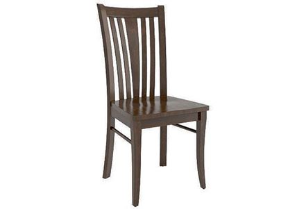 Canadel Transitional Wood Side Chair - CNN003511919MNA