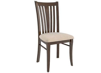 Canadel Transitional Upholstered Side Chair - CNN00351JN19MNA