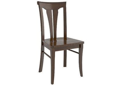 Canadel Transitional Wood Side Chair - CNN003911919MNA