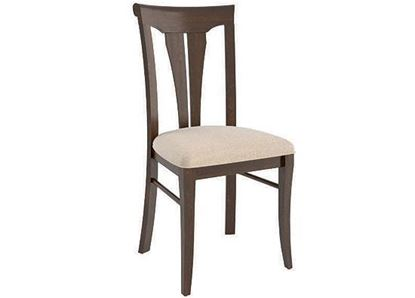 Canadel Transitional Upholstered Side Chair - CNN00391JN19MNA