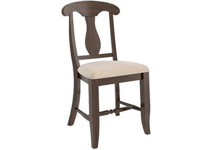 Canadel Transitional Upholstered Side Chair - CNN00600JN19MPC