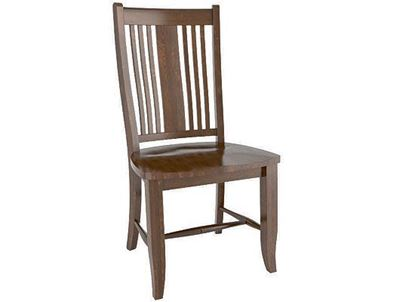 Canadel Transitional Wood Side Chair - CNN022501919MPC