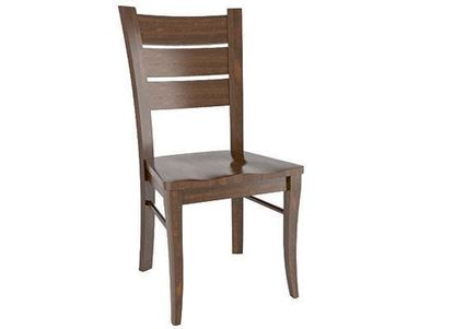 Canadel Transitional Wood Side Chair - CNN023991919MNA