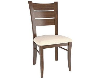 Canadel Transitional Upholstered Side Chair - CNN02399JN19MNA