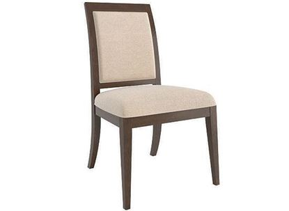Canadel Transitional Upholstered Side Chair - CNN05010JN19MNA