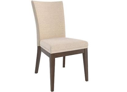Canadel Transitional Upholstered Side Chair - CNN05014JN19MNA