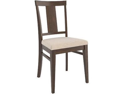 Canadel Transitional Upholstered Side Chair - CNN05024JN19MNA