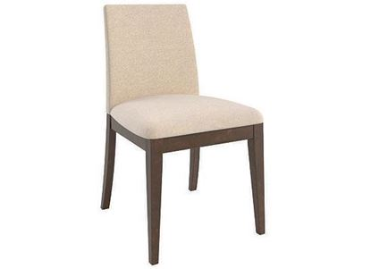 Canadel Transitional Upholstered Side Chair - CNN05038JN19MNA