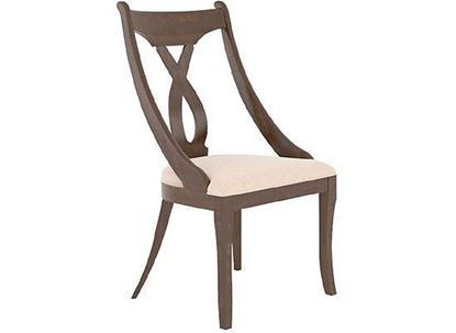 Canadel Classic Upholstered Side Chair - CNN05160JN19MNA