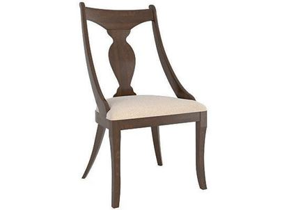 Canadel Farmhouse Upholstered Side Chair - CNN05161JN19MNA