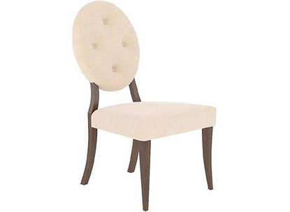 Canadel Classic Upholstered Side Chair - CNN05167YY19MNA