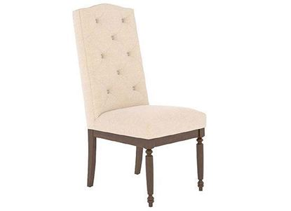 Canadel Classic Upholstered Side Chair - CNN05168YY19MAA