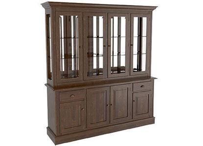 Canadel Transitional Hutch - HUT07202NA19MAA