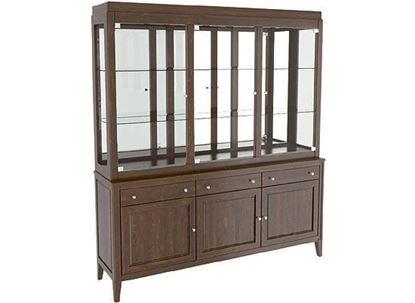 Canadel Transitional Hutch - HUT07200NA19MMM