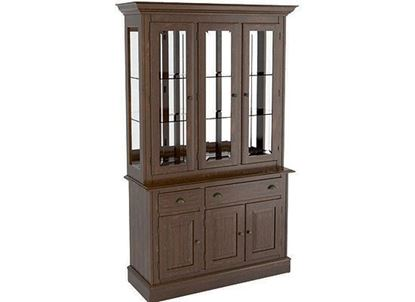 Canadel Transitional Hutch - HUT04802NA19MAA