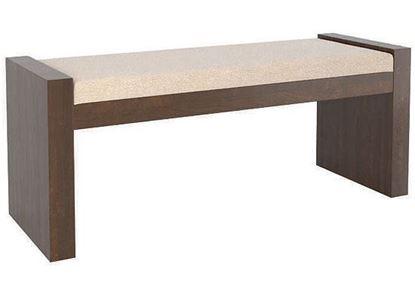 Canadel Transitional Upholstered Bench - BNN05073JN19M18