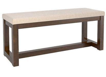 Canadel Transitional Upholstered Bench - BNN05070JN19M18