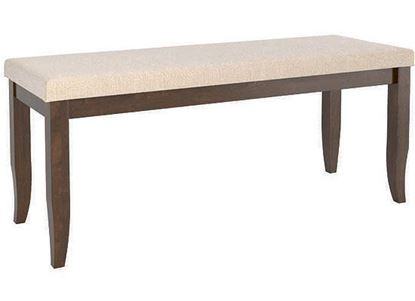 Canadel Transitional Upholstered Bench - BNN04100JN19MPC