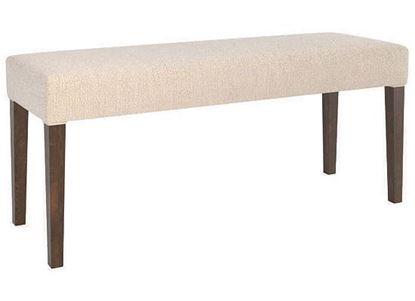 Canadel Transitional Upholstered Bench - BNN0413AJN19MNA