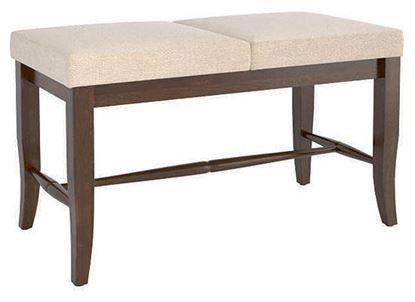 Canadel Transitional Upholstered Bench - BNN08902JN19M18