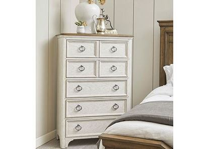 Glendale Estates 7 Drawer Chest - P166124 by Pulaski