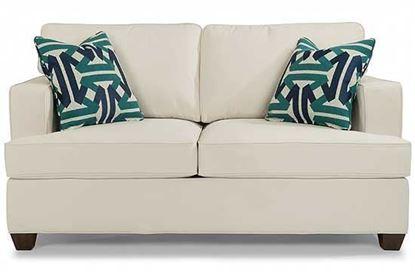 Pierce Fabric Loveseat (5361-20)