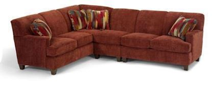 Dempsey Fabric Sectional (5641-SECT)