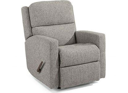 Chip Swivel Gliding Recliner (2832-53)