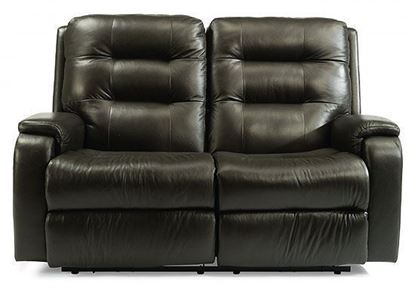 Arlo Power Reclining Leather Loveseat (3810-60M)