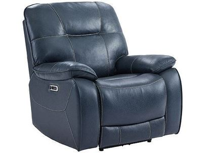 AXEL - Admiral Blue Power Recliner MAXE#812PH by Parker House furniture