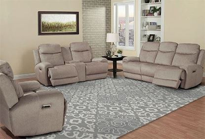 BOWIE - DOE Power Reclining Collection MBOW-321CPH-DOE by Parker House furniture