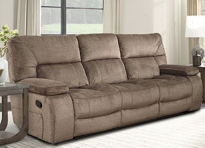CHAPMAN - KONA Drop Down Console Sofa MCHA#834 by Parker House furniture