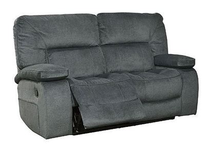 CHAPMAN POLO Reclining Loveseat MCHA#822 by Parker House furniture