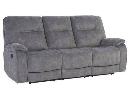 Picture of COOPER - SHADOW GREY Triple Reclining Sofa - MCOO#833-SGR