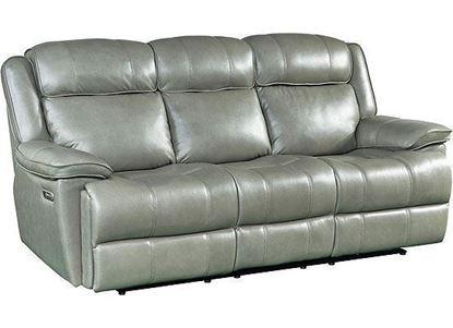 ECLIPSE - FLORENCE HERON Power Reclining Sofa (MECL#832PH-FHE)