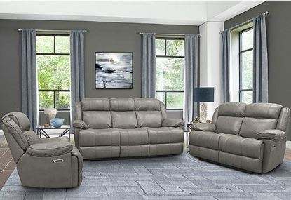 ECLIPSE - FLORENCE HERON Power Reclining Collection (MECL-321PH-FHE) by Parker-House furniture