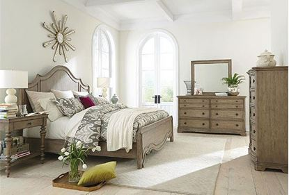 Corinne Panel Bedroom by Riverside furniture